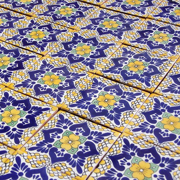 caoba tiles lluvia mostaza