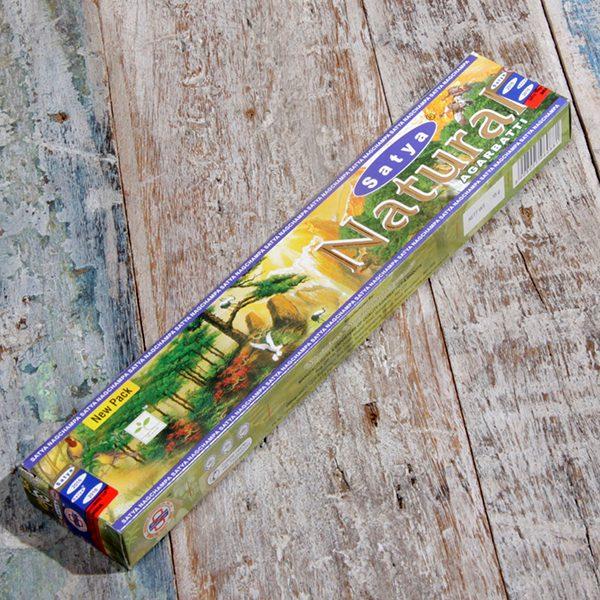caoba incense natural