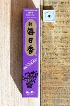 incense morning star iris
