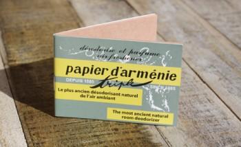 incense papier darmenie