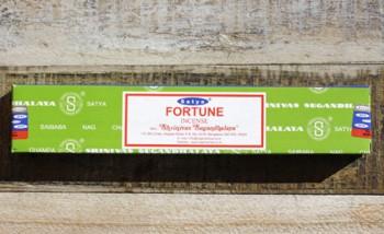 incense satya fortune