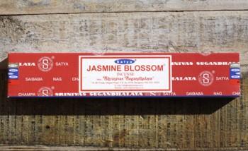 incense satya jasmine blossom