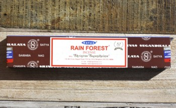 incense satya rainforest