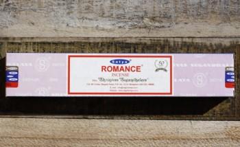 incense satya romance