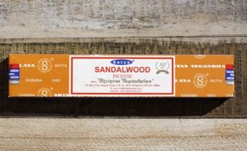 incense satya sandalwood