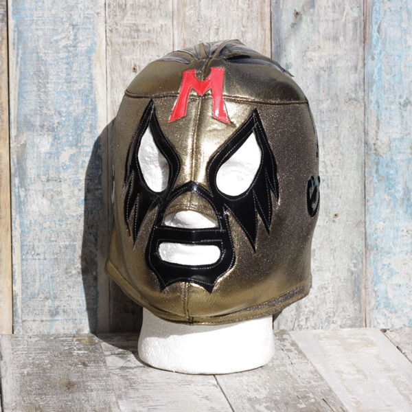 caoba-mask-mil-mascaras-gold