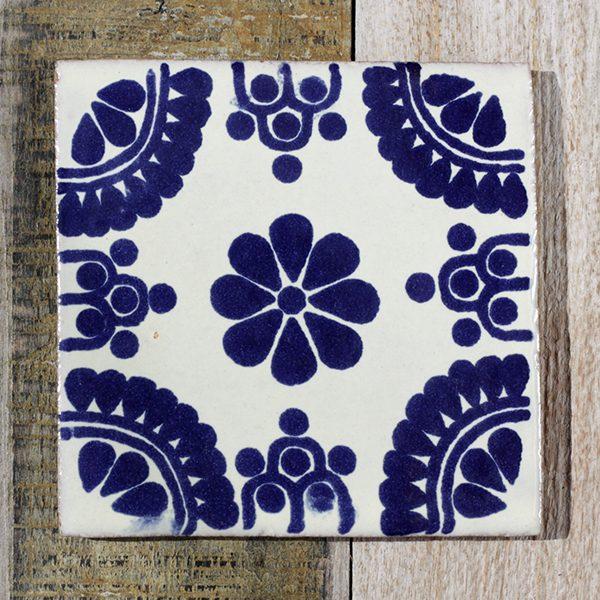 mexican tile azul