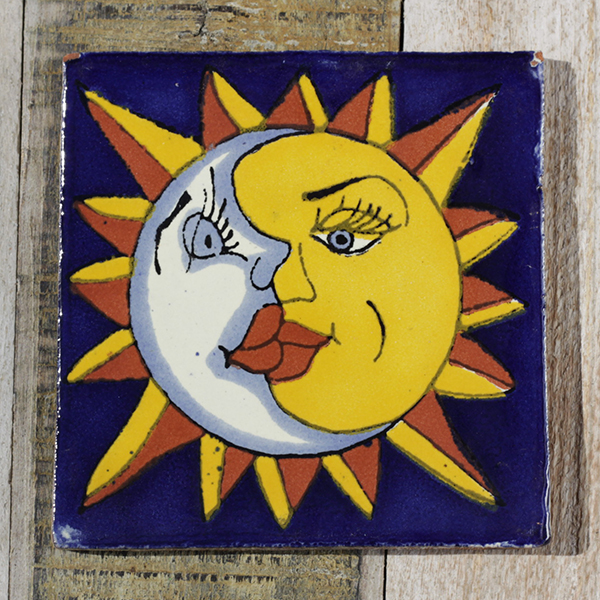 mexican tile eclipse
