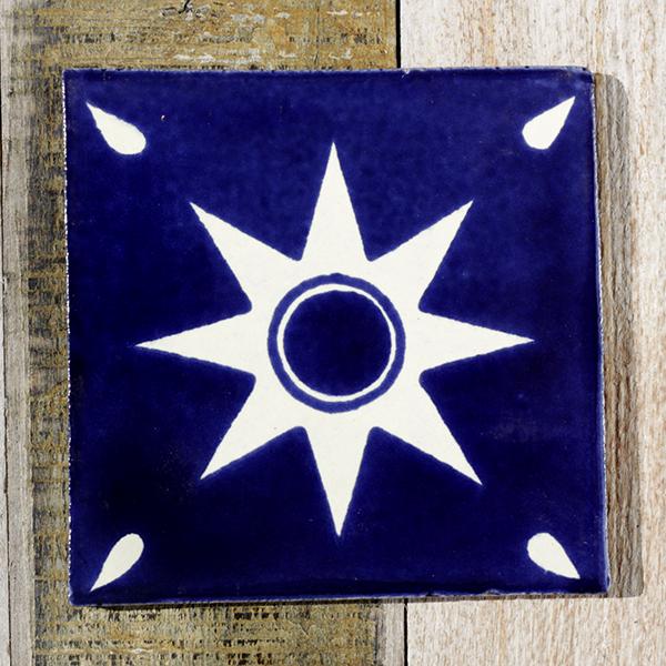 mexican tile estrella