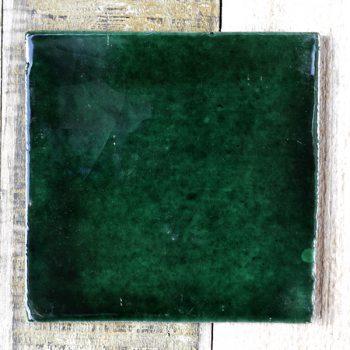 mexican tile verde brilliante