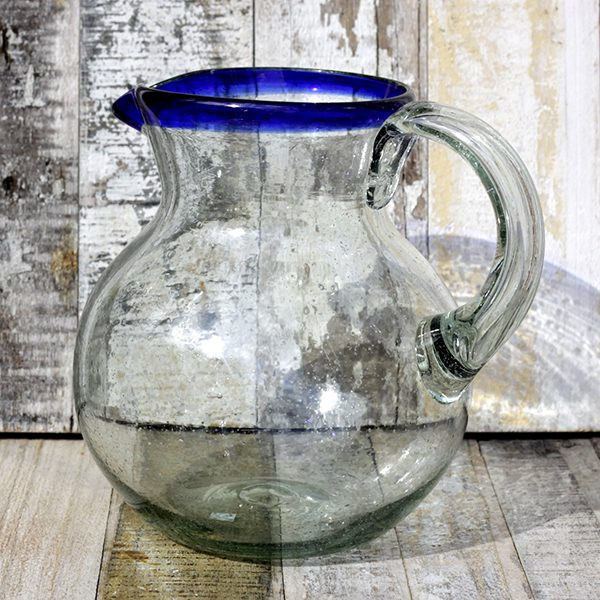 recycled glass jug bola