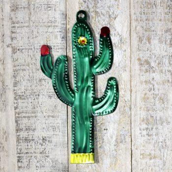 tin cactus