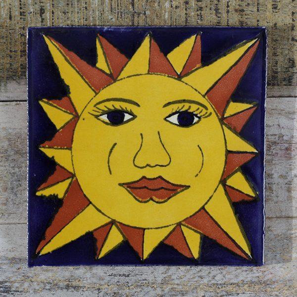 mexican tile sol con picos