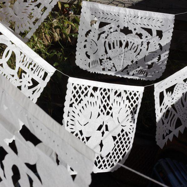 papel picado wedding