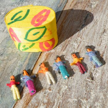 worry dolls box
