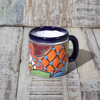 talavera espresso cup