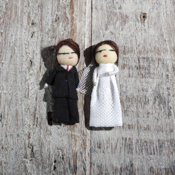 wed dolls bride and groom