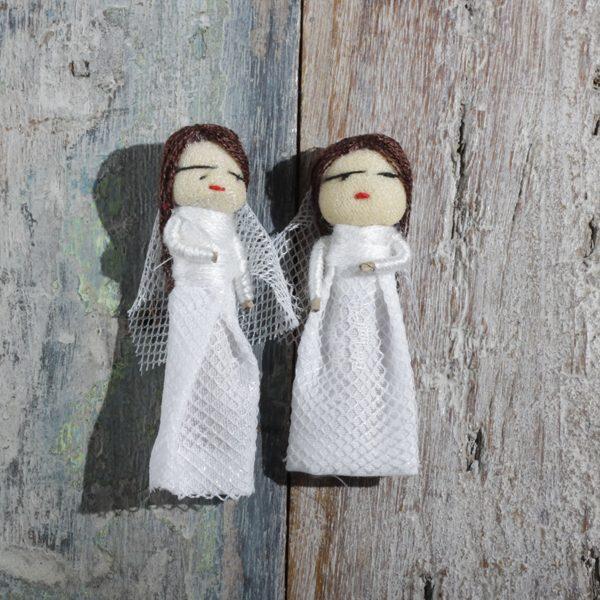wed dolls brides