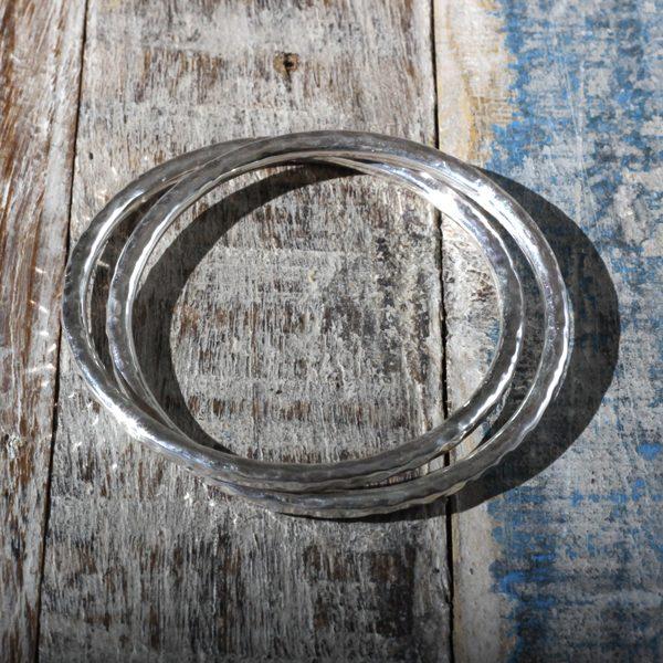 mexican silver bangle 6a