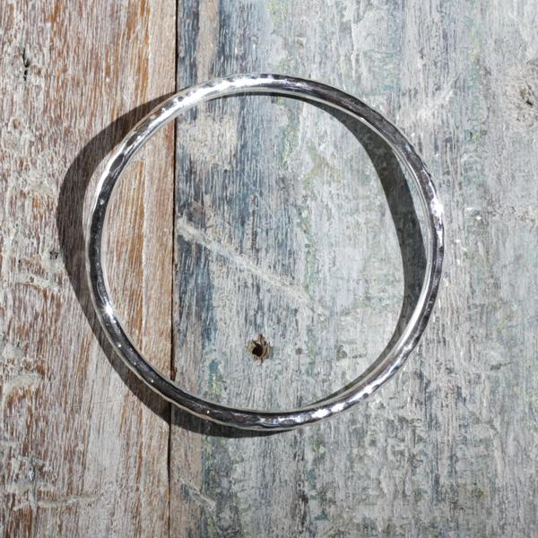 mexican silver bangle i1