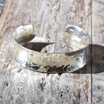 mexican silver cuff 1