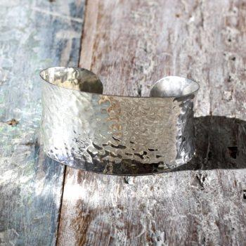 mexican silver cuff 2