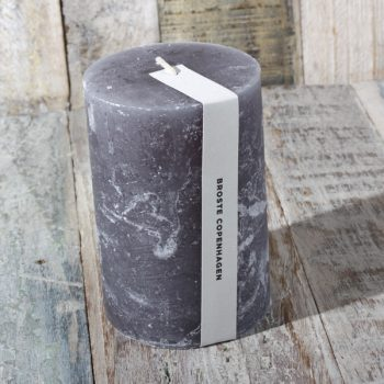 broste candle grey