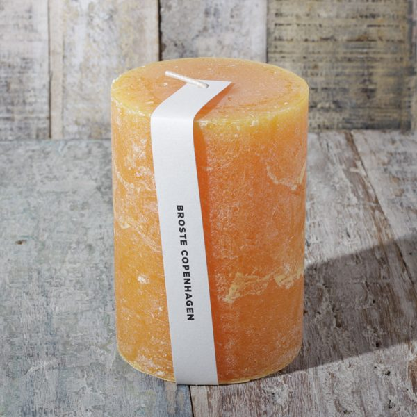 broste candle orange