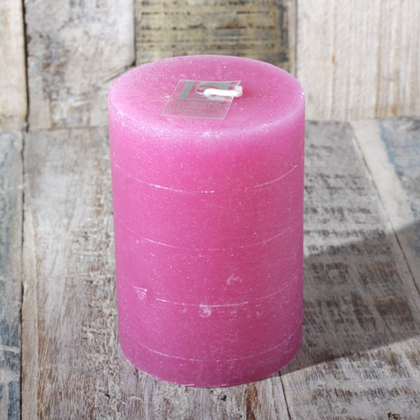 broste candle pink