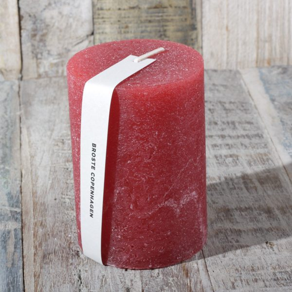 broste candle red