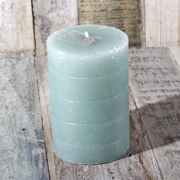 broste candle sea green
