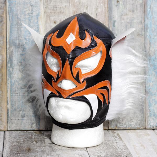 caoba-mask-el-felino