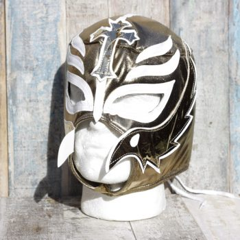 caoba-mask-rey-mysterio-gold