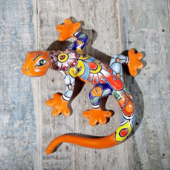 lizard-naranja