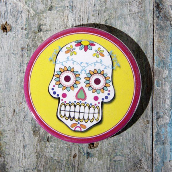 magnet-skull-yellow