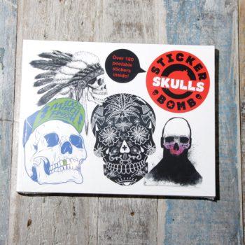 sticker-book-skulls