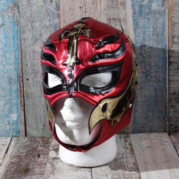 caoba mask rey misterio red
