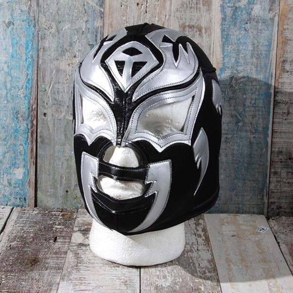 caoba mask sombre black