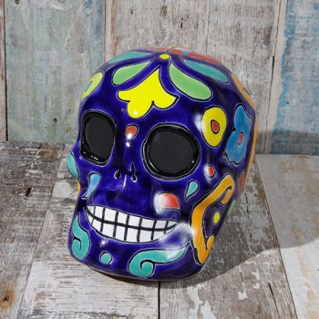 caoba skull blue 1
