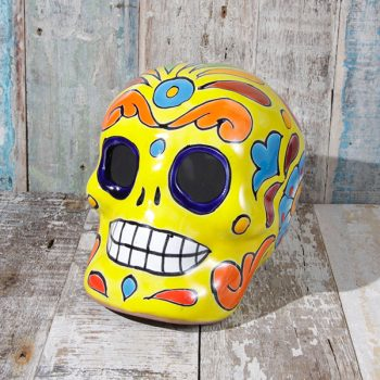 caoba skull yellow 1
