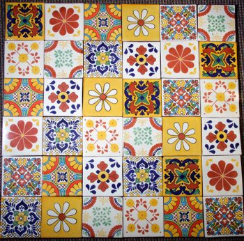 tile set 1 caoba