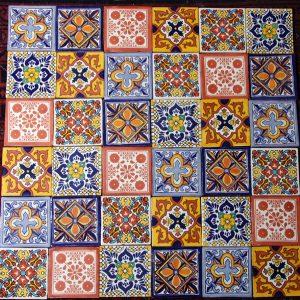 caoba tile set sol