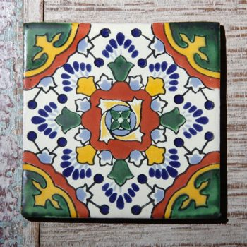 A Mexican Tiles Patterns