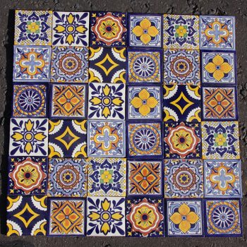 tile set NEW 2 caoba
