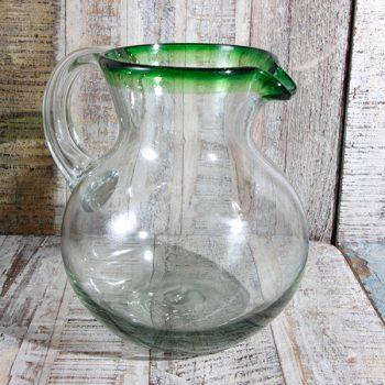 caoba jug green rim