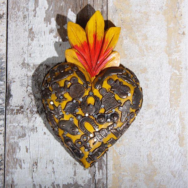 heart ocho