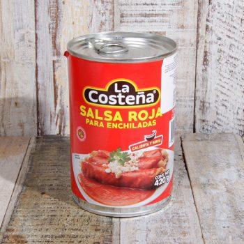 caoba salsa enchilada