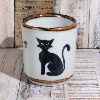 cat mug front caoba