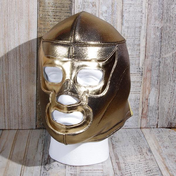 mask santo gold