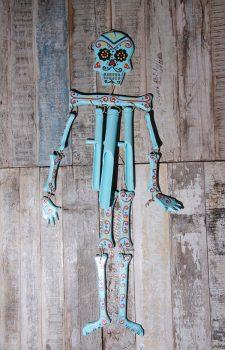 skeleton chime blue
